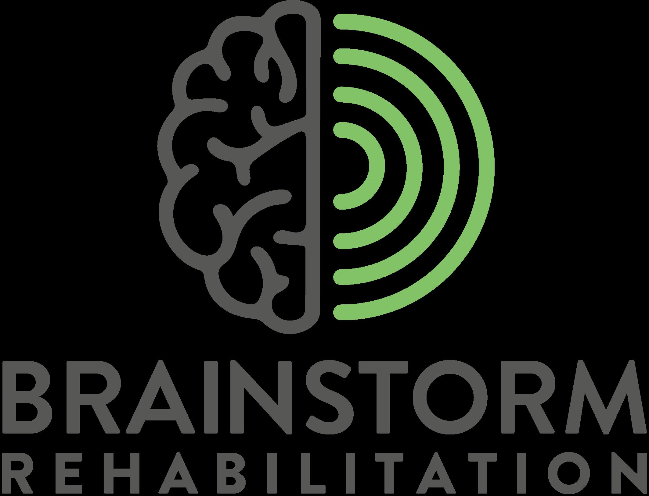 brainstorm rehab logo